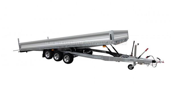 Jumbo - kippbarer Universal-Anhänger 5150x2470mm