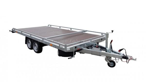 Jumbo - kippbarer Universal-Anhänger 3800x1900mm