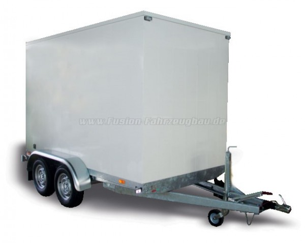 Koffer Tieflader 4100 x 1780 x 1930 mm