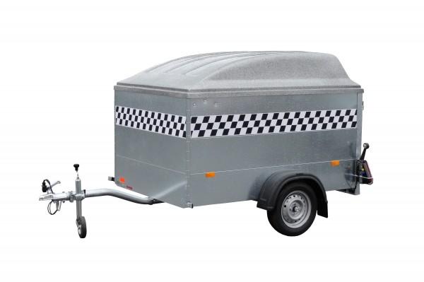 2er Kart Anhänger Eco