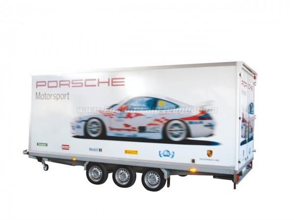 Koffer Hochlader 6090 x 2070 x 1930 mm