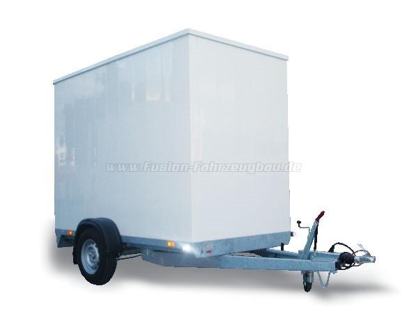 Koffer Tieflader 2000 x 1250 x 1500 mm