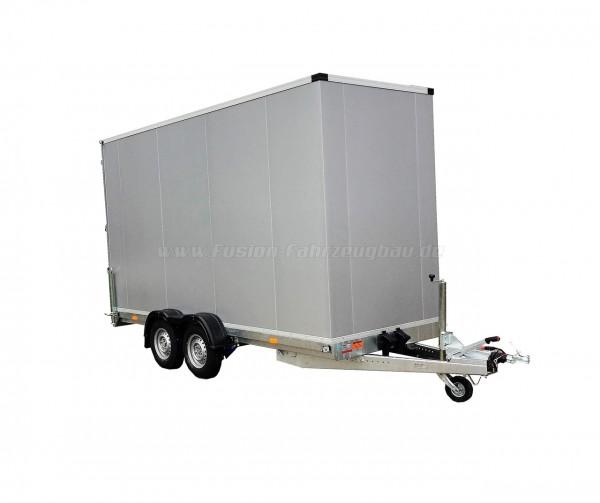 Koffer Tieflader 4100 x 1480 x 1930 mm