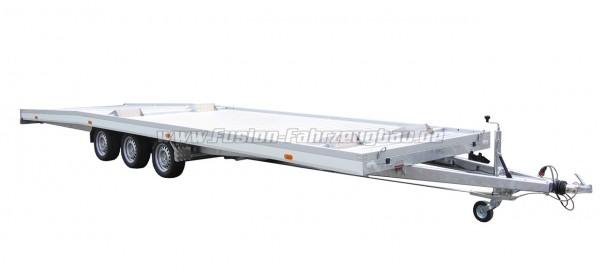 LeMans 2er Aluminium Autotransporter 8160 x 2090 mm