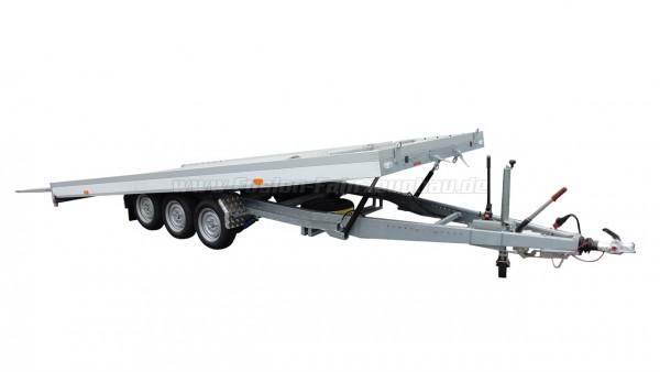 Jumbo Light Alu-Autotransporter 5150 x 2100 mm