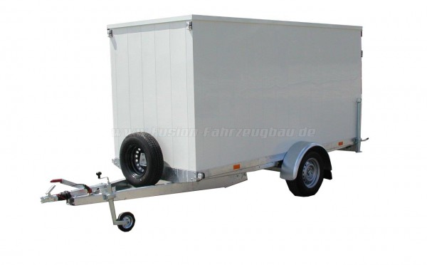 Koffer Tieflader 2500 x 1250 x 1500 mm