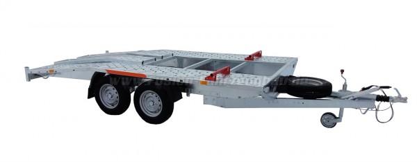 Monaco Leichtbau-Autotransporter 3970 x 1900 mm